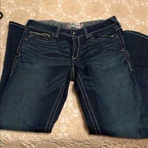 Ariat Boot Cut Jeans
